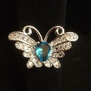 Gems & Minerals Jewelry - ⭐️HOLD EHS ⭐️Butterfly Ring